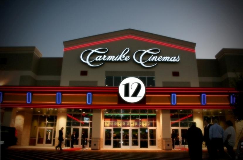 Carmike Cinema Movie Theater 72